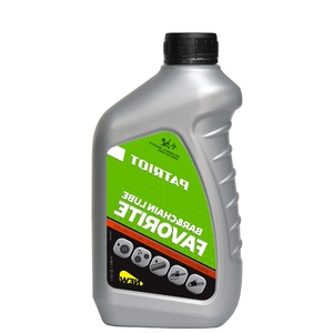 Масло цепное PATRIOT Favorite Bar&Chain Lube 946ml 850030601